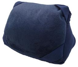 """AMC 2-in-1 Convertible U-Shaped Travel Pillow and 10"""" iPad /"""