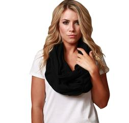 Sleeper Scarf 2-in-1 Travel Scarf and Inflatable Neck Pillow