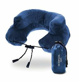 Cabeau Air Evolution Inflatable Travel Pillow and Case Infla