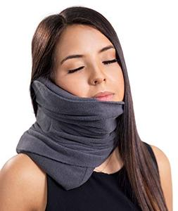 Goose Travel Pillow Scarf for Airplane - Adjustable, Lightwe
