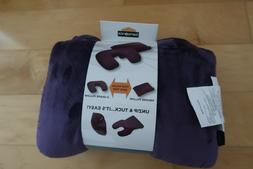 Samsonite Magic 2 in 1 Pillow Purple