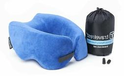 Travelrest Ultimate Memory Foam Travel Pillow/Neck Pillow -