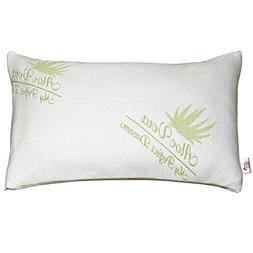 My Perfect Dreams Adjustable Bamboo Aloe Vera Shredded Memor
