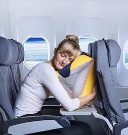 APUS Relax Air: Inflatable Travel Pillow For Healthy Sleep O