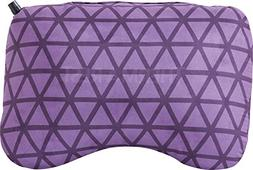 Therm-a-Rest AirHead Inflatable Foam Travel Pillow, Amethyst