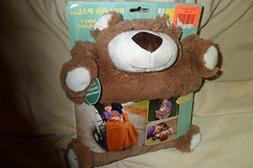 Animal Planet Pillow Pal Blanket And Travel Buddy