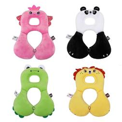 Baby child Nursing Pillow Maternity U-Shape cute cartoon car