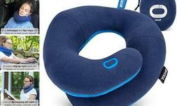 BCOZZY Chin Supporting Travel Neck Pillow - for Traveling an