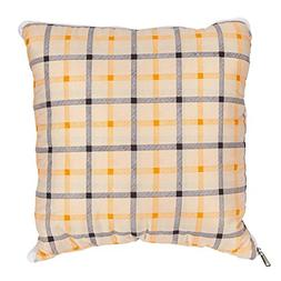 Juvale Throw Pillow – 2-in-1 Pillow and Blanket for Sofa C