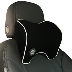 Car Neck Pillow With Memory Foam Neck Support For Car Seat H