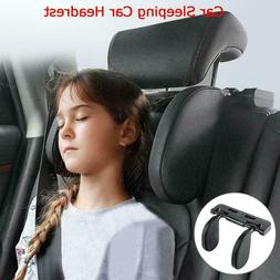 Car Seat Pillow Headrest Neck Support for Kids Adults Travel