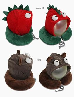 SeHOON Character travel Neck Support Cushion Pillow