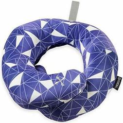 BCOZZY Chin Supporting Patented Travel Pillow - Prevents The