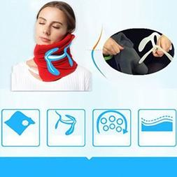 Chin Supporting Travel Pillow.Colorful Travel Trip gift airp
