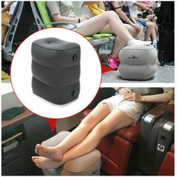 Comfortable Fashion Inflatable Travel Foot Rest for Airplane