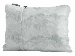 Therm-a-rest Compressible Pillow, Large, Gray