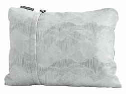 Therm-a-Rest Compressible Pillow, Gray, X-Large/16.5' X 27'