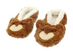 Cute Animal Slippers for Women,Fuzzy Slipper Socks Ballerina