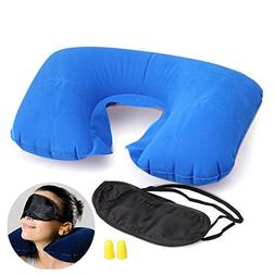 Travel Essential Fashion Multifunction Inflatable Pillow Pat