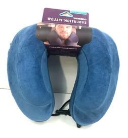 Cabeau Evolution Memory Foam Travel Pillow - Blue-NWT travel