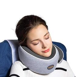 ComfoArray Head Support Travel Pillow- More Supportive Desig