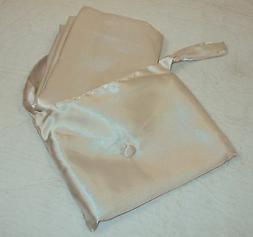 Hotel Pillow Cover w/Satin Pouch ~ For Sanitation & Protecti