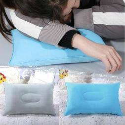 Hotel Portable Flocking Cushion Outdoor Travel Folding Air I