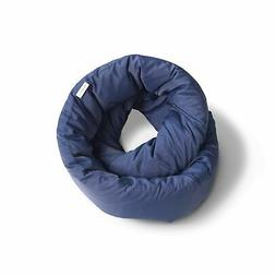 Huzi Infinity Pillow - Design Travel Pillow and Soft Neck Su