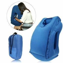 inflatable pillows air soft cushion travel office