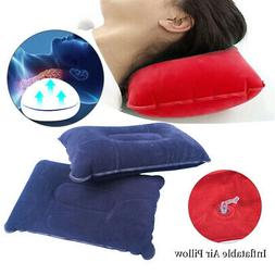 Inflatable Travel Pillow Inflatable Cushion For Outdoor Hiki
