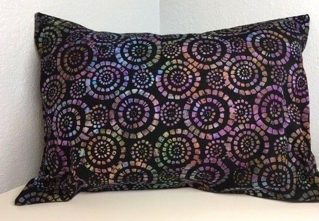 "100% Cotton TRAVEL PILLOWCASE COVER for 12 x 18""  MyPillow &"
