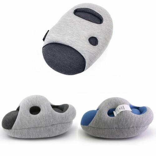 Ostrich Inflatable Travel Airplane Rest Sleeping Flight Train Office