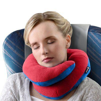 BCOZZY Chin Support Travel Pillow Max Complete Support Head,