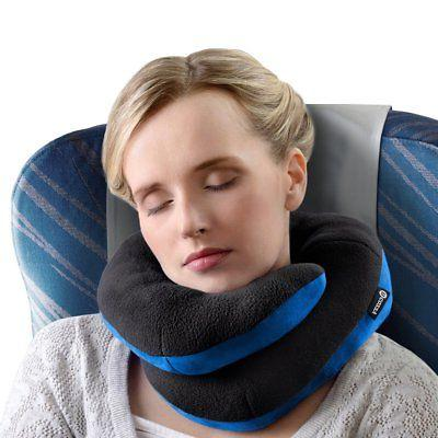 BCOZZY Chin Supporting Travel Pillow – Complete 360° Supp