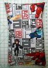 Disney BIG HEROES Small Pillow Case with Travel / Toddler Pi