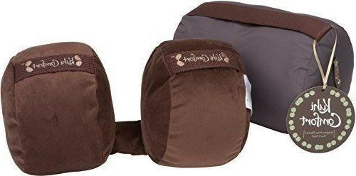 Kuhi Comfort Original Travel Headrest Neck Pillow Adjustable