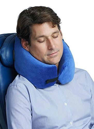 Travelrest Ultimate Foam Travel Pillow - Therapeutic, - Washable Most - Compresses to of
