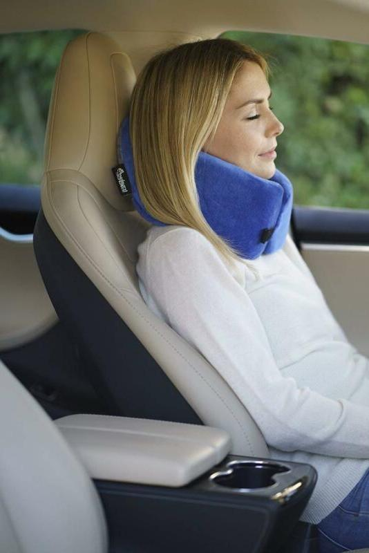 Ultimate Foam Travel Therapeutic Pillow Sleeping