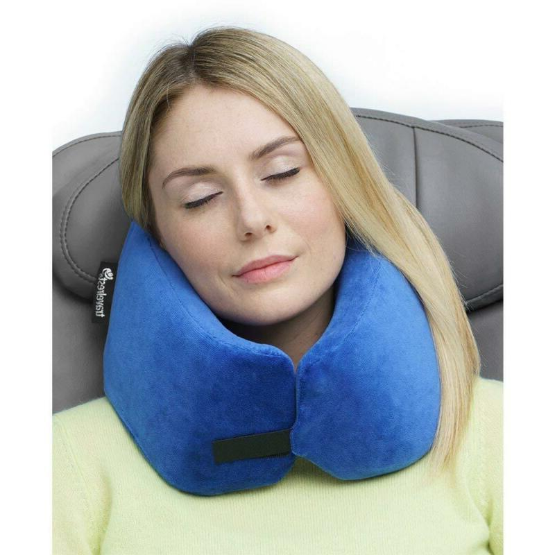 Ultimate Memory Foam Therapeutic Pillow Orthopedic Sleeping Support