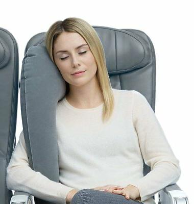 Ultimate Travel Pillow Ergonomic Best Accessory