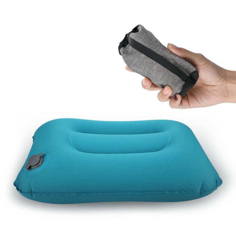 air pillow inflatable cushion portable head rest