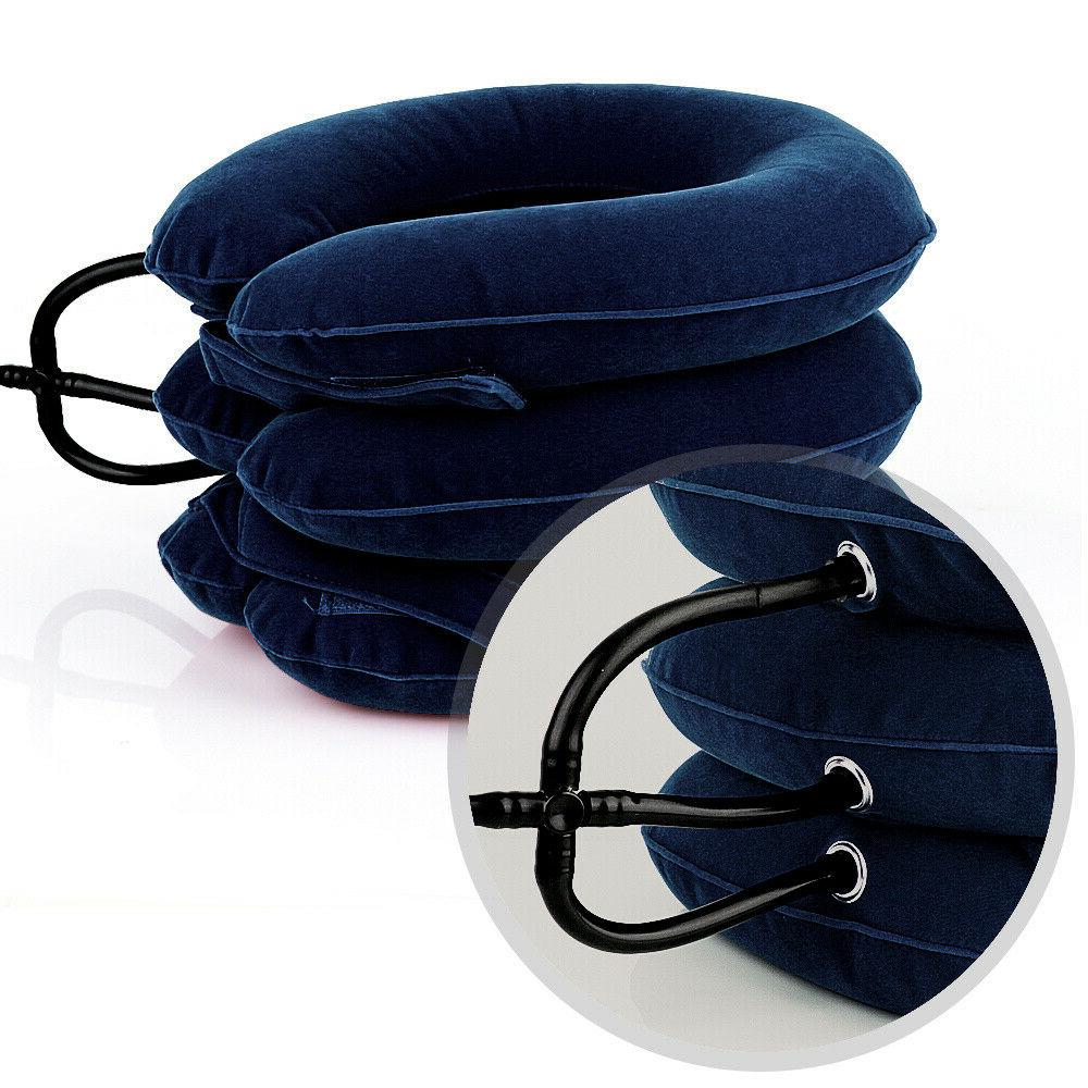 Air Traction Neck Pain Support
