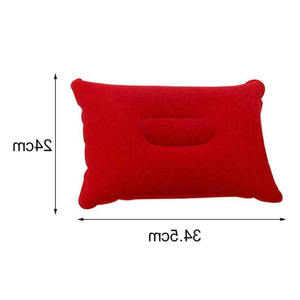 Comfortable Inflatable Travel Pillow Hotel Sle