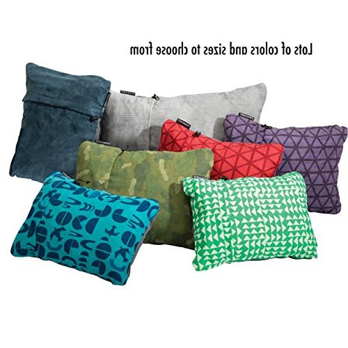 """Therm-a-Rest Pillow for and Road Trips, Medium: 14"""""""