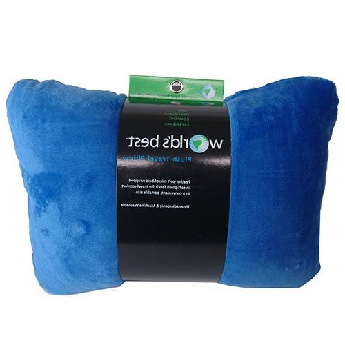 feather soft microfiber retangular pillow
