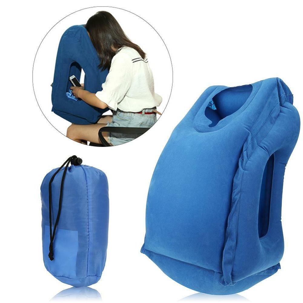 Portable Pillows Body Back Support Travel Trip Pillow Cushion