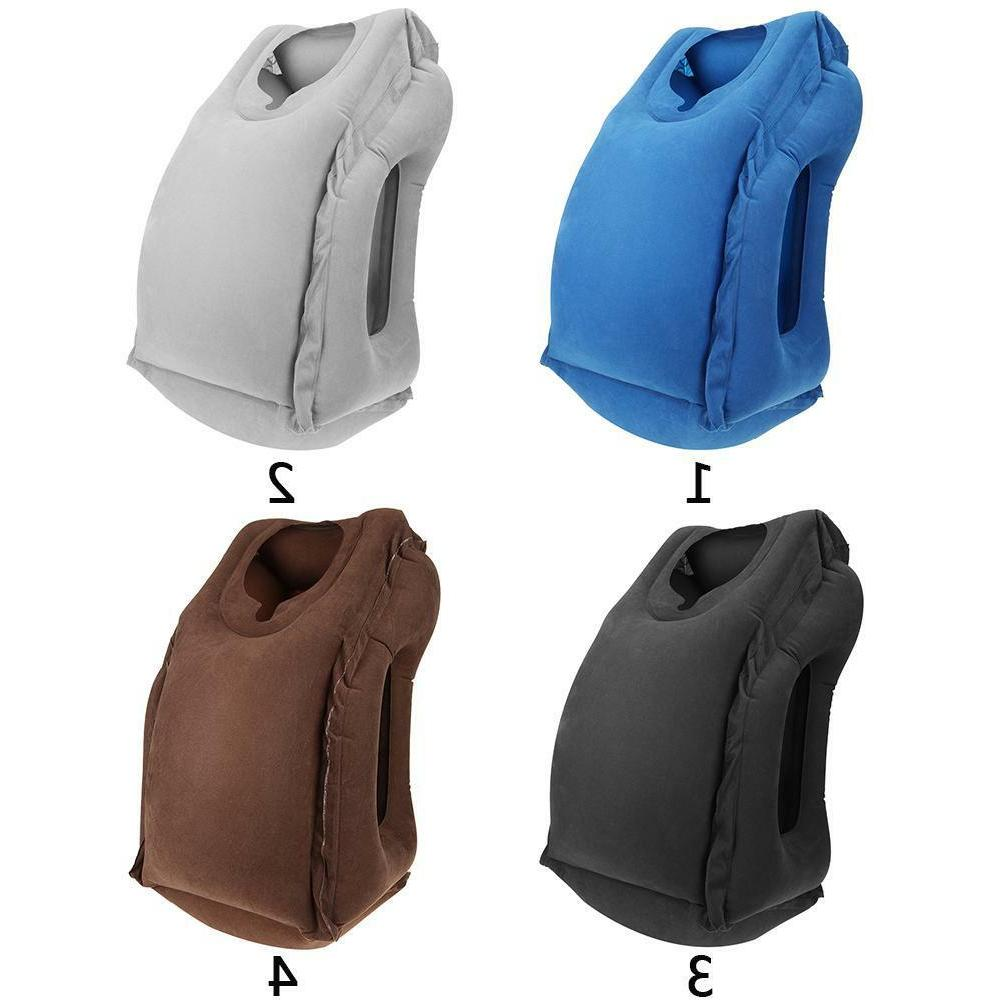 Portable Folding Body Trip Pillow