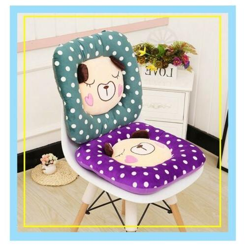 Funny Dot Cushion Outdoor Home Chair Pad Office Pillow