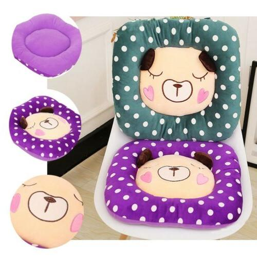 Funny Polka Dot Outdoor Home Chair Pad Office Pillow