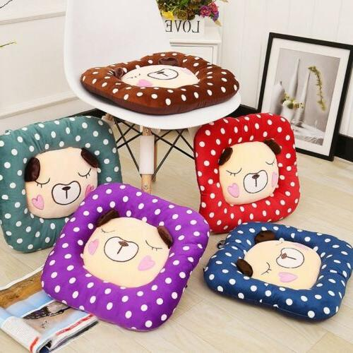 Funny Dot Outdoor Chair Pad Office Pillow